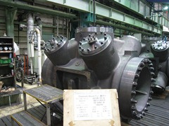 Third Party Inspection for Reciprocating Compressor