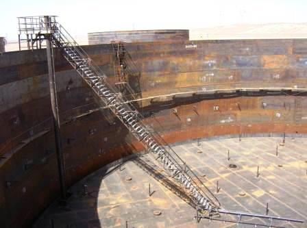 Third Party Inspection for Storage Tank - Procedure