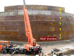 above ground storage tank inspection