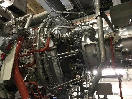 Third Party Inspection For Gas Turbine Procedure