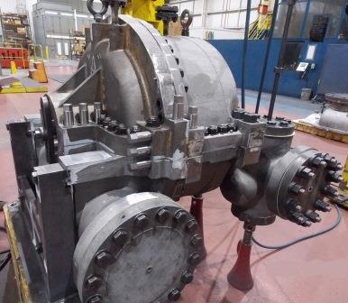 Third Party Inspection For Steam Turbine Procedure