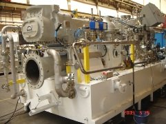Third Party Inspection for Centrifugal Compressor
