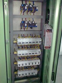 Third Party Inspection for Control Panel