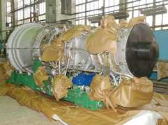 Third Party Inspection for Gas Turbine