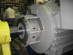 Third Party Inspection for Induction Motor