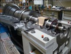 Third Party Inspection for Steam Turbine