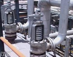 Pressure Safety Valve Inspection